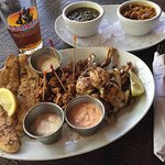 Braden River Platter - Linger Lodge Restaurant, Bradenton FL