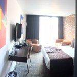 Foto de Bauhaus Hotel