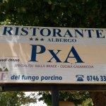 Foto de Ristorante Pxa