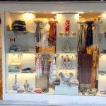 NO: 125, Arasta Bazaar - Shop Front - Jennifer's Hamam