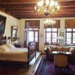 Boudoir room at the Orlowska Townhouse