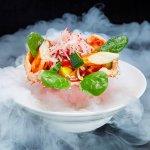 """""""Тайо"""" - оригинальный салат с камчатским крабом. Специальное меню от шефа"""