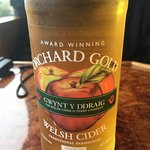 Our favorite cider during our entire vacation.