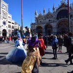 Piazza San Marco less than a minute from the hotel