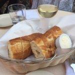 Complementary Bread Basket - 39 Rue de Jean Restaurant, Charleston SC