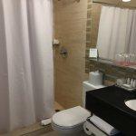 King Deluxe Room Bathroom