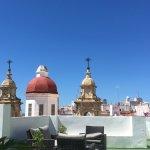 Foto de Hotel Las Cortes De Cádiz