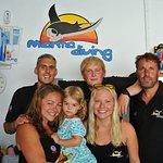 Manta Diving Lanzarote dive team