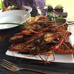 Local freshwater crayfish