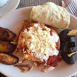 Breakfast Typico