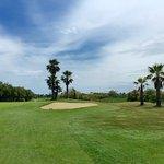 le golf de St Cyprien