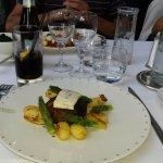 filet de boeuf poêlé au gorgonzola