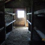 Inside barracks