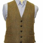 Gorgeous tweed vests, caps, Aran Sweaters, capes, ruanas, and more!
