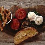 'The Veggie',  Breakfast & Brunch at Gallaghers.