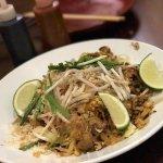 Pad Thai - not great!
