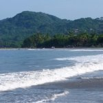 Playa Samara - short walk from hotel
