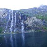 Severn Sisters Falls