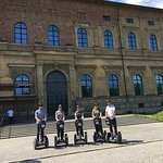 City Segway Tours Munich Foto