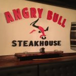 Photo of Angry Bull