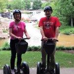 Segway tour of Greenville