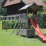 Playground at hotel area