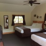 Foto de The Lodges at Blue Water Manor
