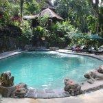 Nice quiet pool