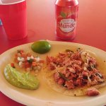 Marlin tacos was great