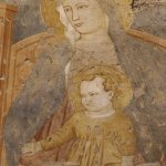 Great preserved frescos