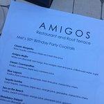 Photo de Amigos Restaurant and Roof Terrace