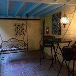 Porch of the Garden Suite.