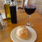 Our wine and bread