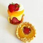 It's finally strawberry season! Enjoy plenty of treats that feature fresh, local strawberries!