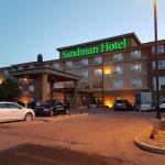 Sandman Hotel in Saskatoon, SK, Canada
