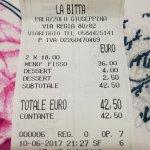 Photo of La Bitta Trattoria Pizzeria