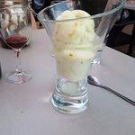 My Colonel dessert