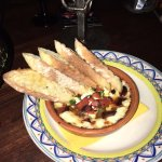 Queso Fundido w/ Chorizo Sausage