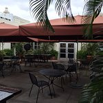 Books & Books Coral Gables - Outside Cafe