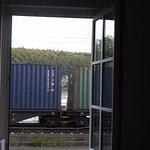 """Rund um die Uhr Güterverkehr """"neben dem Bett"""""""