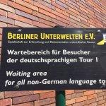 Foto di Berliner Unterwelten