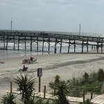 my view from room of the pier