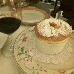 Souffle with Grand Marnier