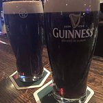 We proudly serve Guinness on tap.
