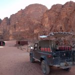 Photo de Wadi Rum Discovery Camp