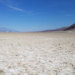 salt flats death valley