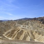 Zabreskie Point Death Valley
