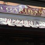 Da Garibaldi Entrance