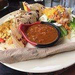 Breakfast Burrito!