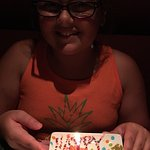 """We took our eleven year old granddaughter to the Melting Pot for her birthday.  She said """"The Me"""